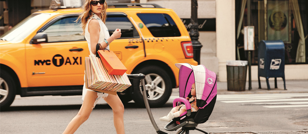 Myo-Tronic-Stroller